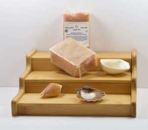 Apple Pie Soap With Cinnamon