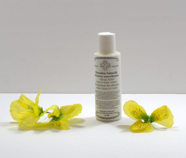 Allergy Relief Hand & Body Lotion