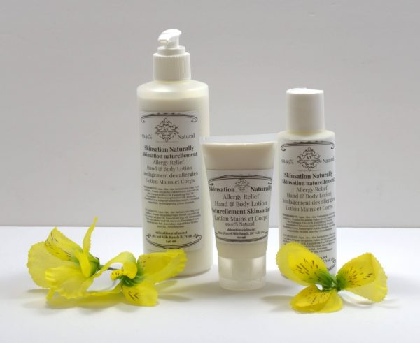 Best Allergy Relief Hand & Body Lotions