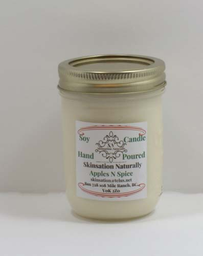 Apple Spice Candle