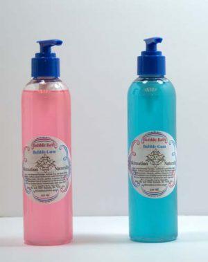 Bubble Bath Pink Blue