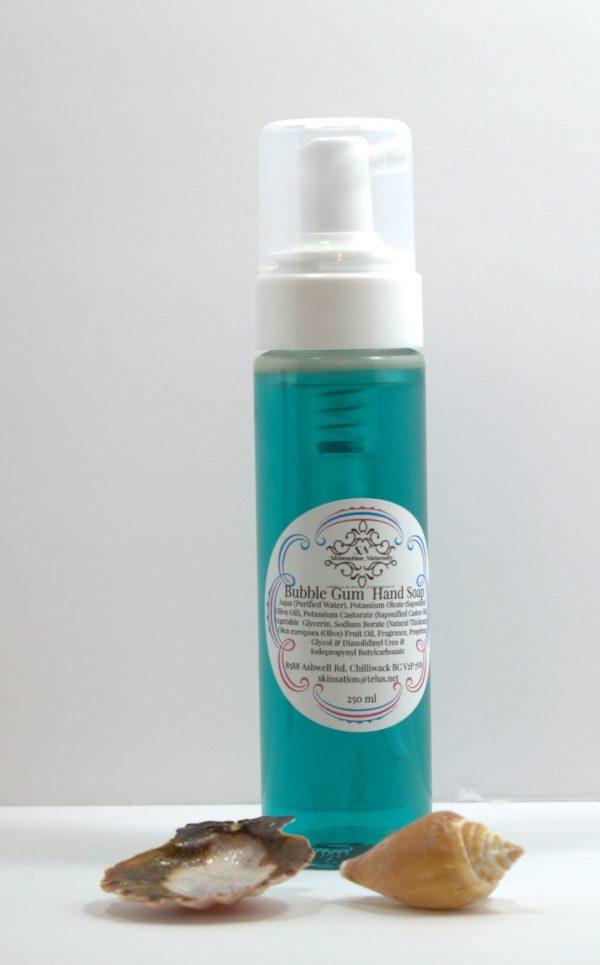 Blue Bubble Gum Hand Soap