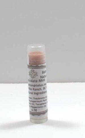 Choco Mint Lip Balm