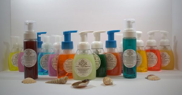 Hand Sanitizer Pack 240ml