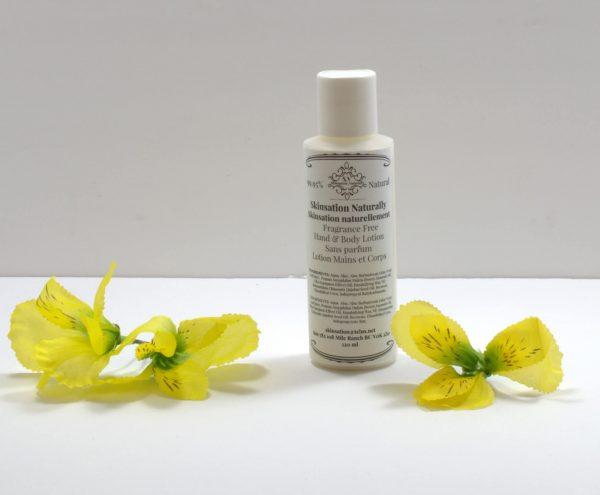 Fragrance Free Body Lotion 120ml