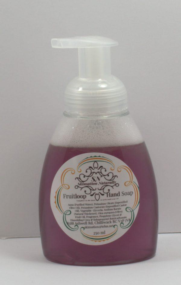 Fruitloop Purple Hand Soap