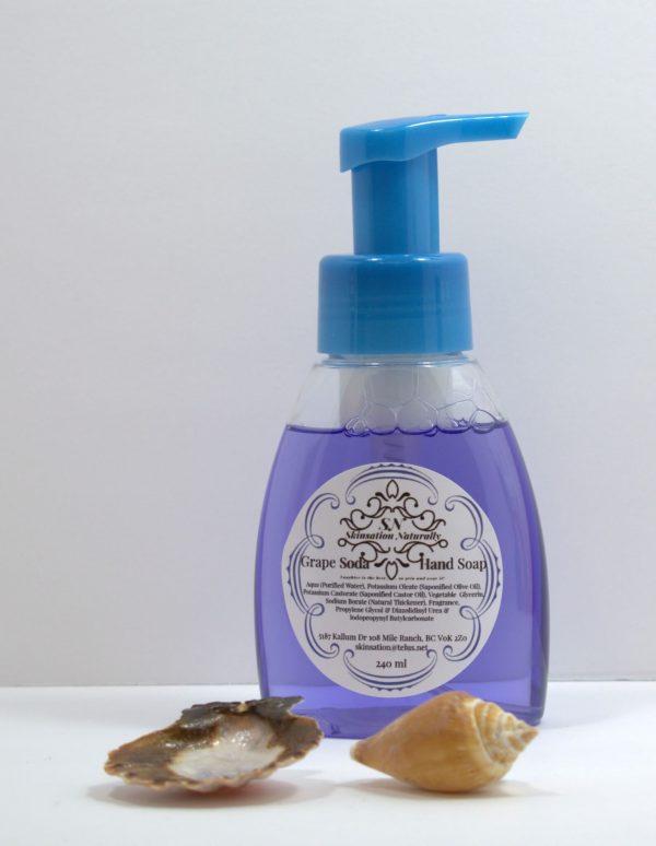 Grape Soda Hand Soap