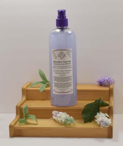 Lavender Lilies Shampoo 480 ml