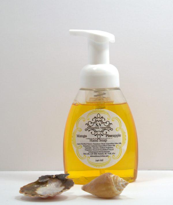 Pineapple Mango Hand Soap