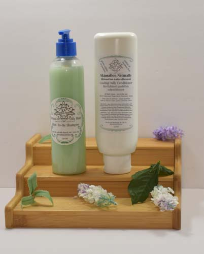 Mint Shampoo And Conditioner 240ml
