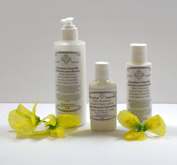 Rosemary Mint Lotion Pack