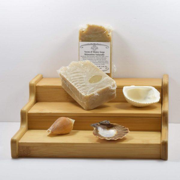 Neem & Honey Bar Soap