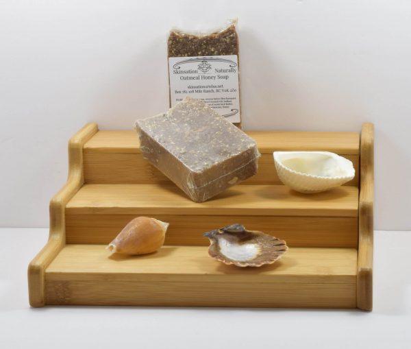 Oatmeal Honey Bar Soap