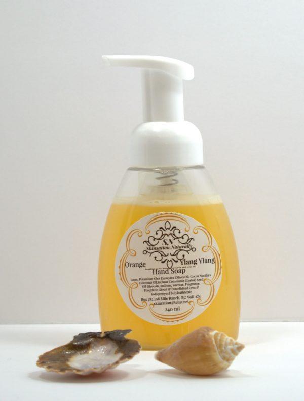 Sweet Orange Hand Soap