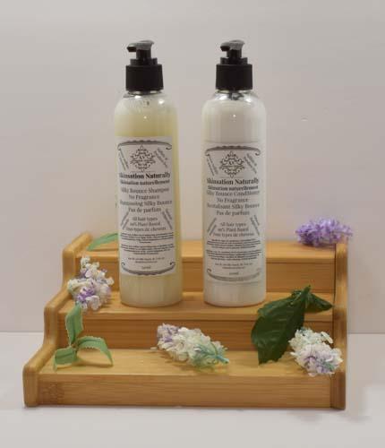 Silky Bounce Shampoo-Conditioner 220ml