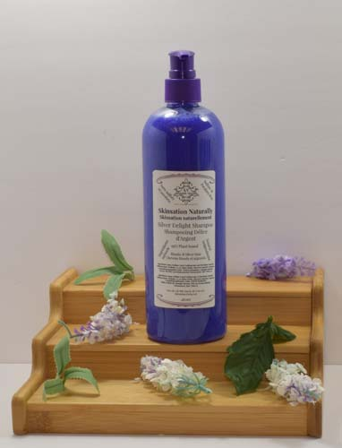 Best Silver Shampoo 480ml