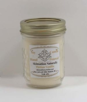 Tahitian Vanilla Soy Candle