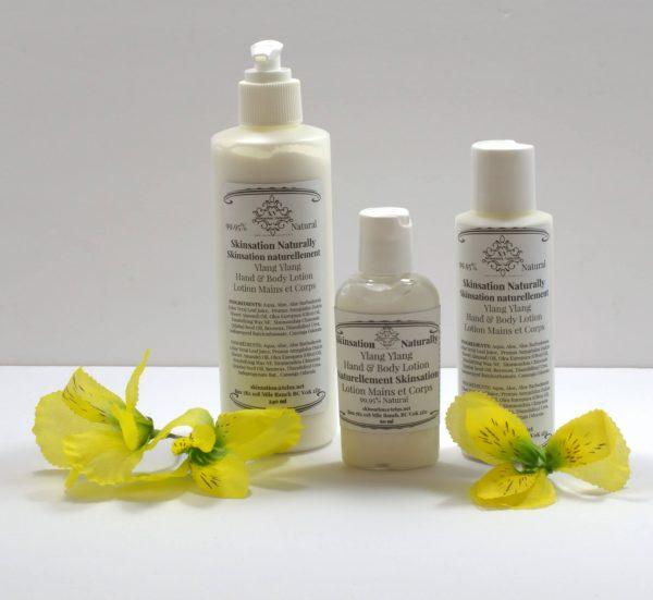 Ylang Ylang Product Pack
