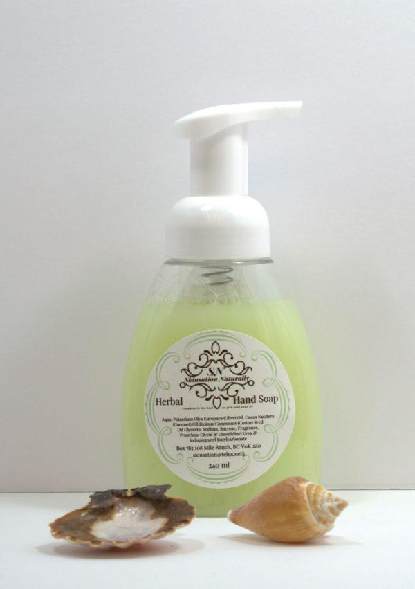 Herbal Hand Soap 240ml