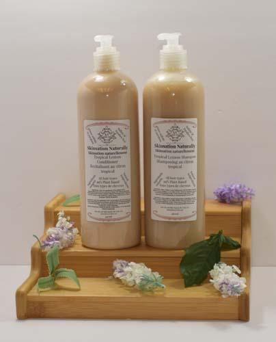 Tropicail Lemon Shampoo Conditioner 480ml