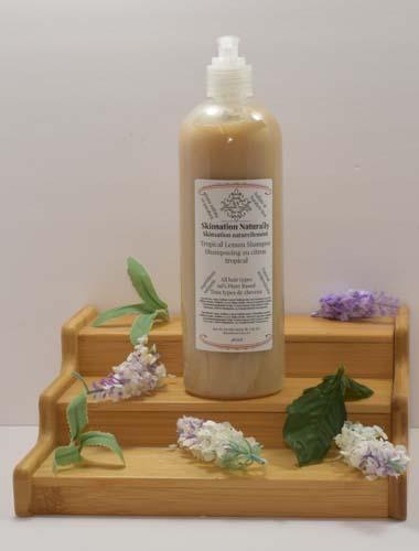 Tropical Lemon Shampoo 480ml